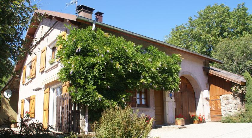Maison De Vacances - La Chapelle-Aux-Bois-Maison-De-Vacances-La-Chapelle-Aux-Bois