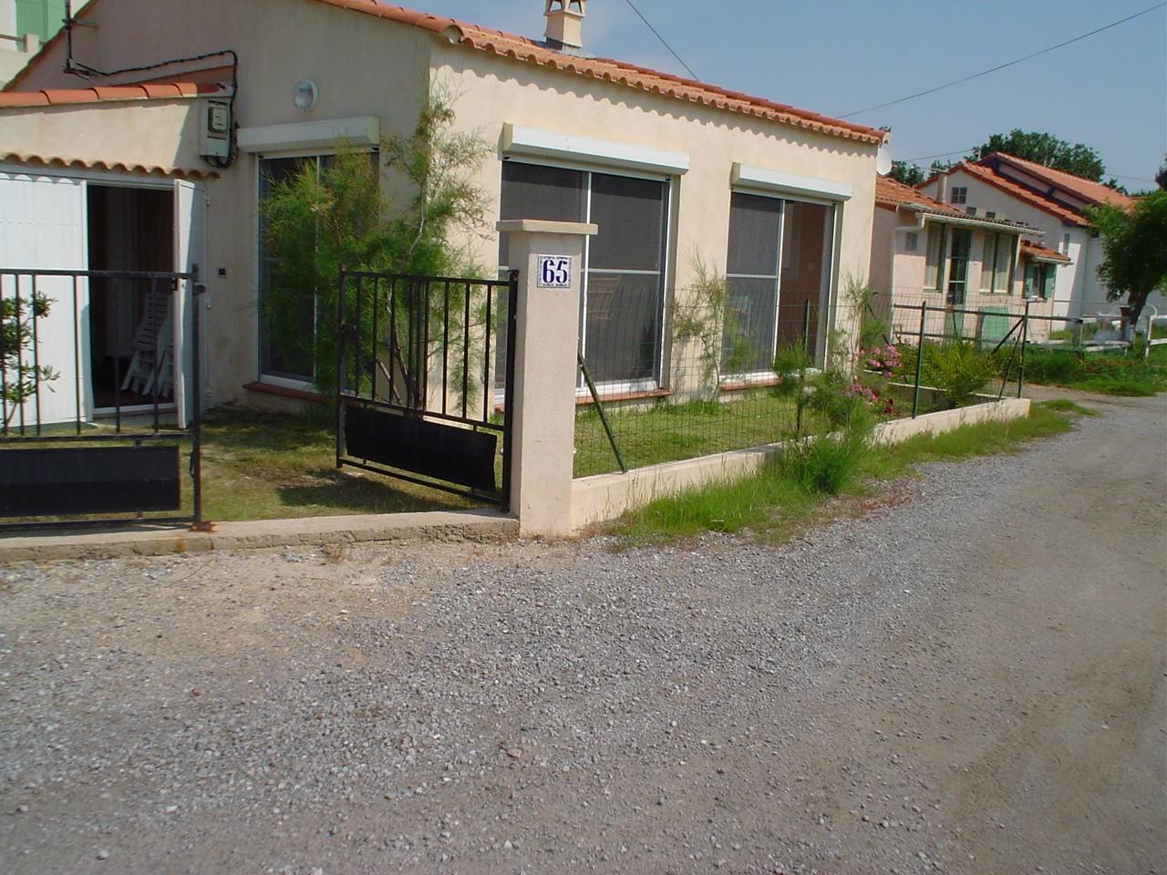 LA DAURADELLE - N° 1280-Exterieur-de-la-maison