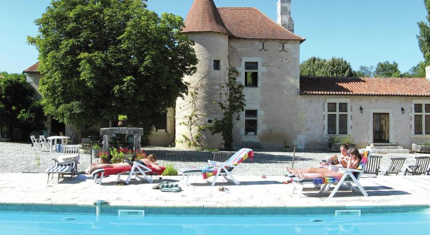 Maison De Vacances - Lencloître-Maison-De-Vacances-Lencloitre