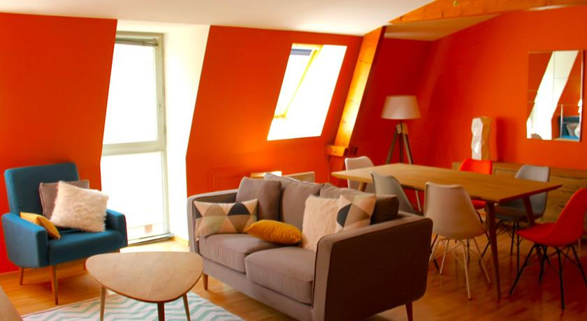 Apartment in Sarlat City Centre-Apartment-in-Sarlat-City-Centre
