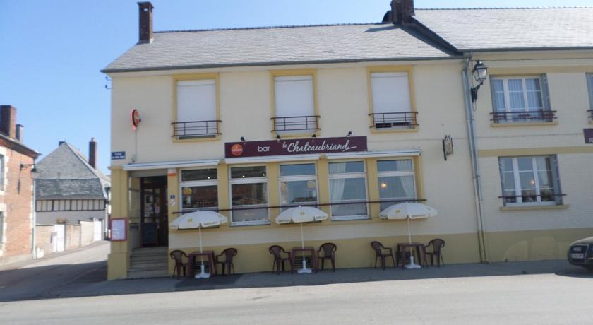 Le Chateaubriand-Le-Chateaubriand