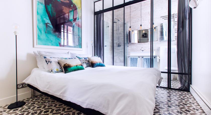 Romantic Artist Room Montmartre B&B-Romantic-Artist-Room-Montmartre-B-B