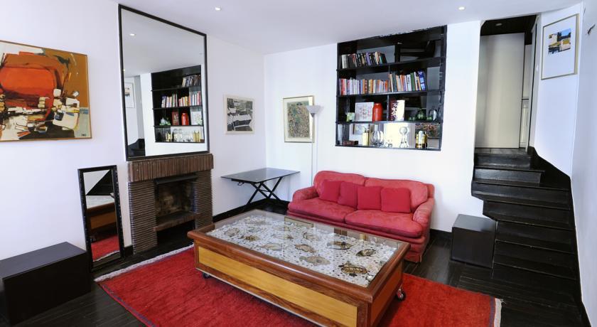 Cosy Duplex in Saint Germain des Près-Cosy-Duplex-in-Saint-Germain-des-Pres