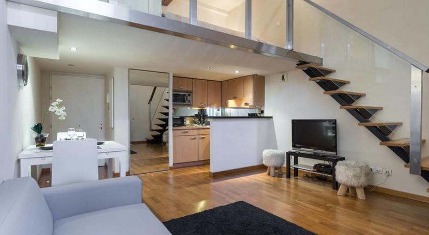 MASSENA - Duplex loft modern on the Place-MASSENA-Duplex-loft-modern-on-the-Place