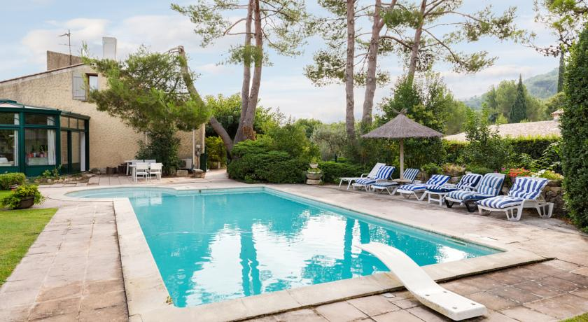 Provencal villa between Alpilles & Luberon-Provencal-villa-between-Alpilles-Luberon