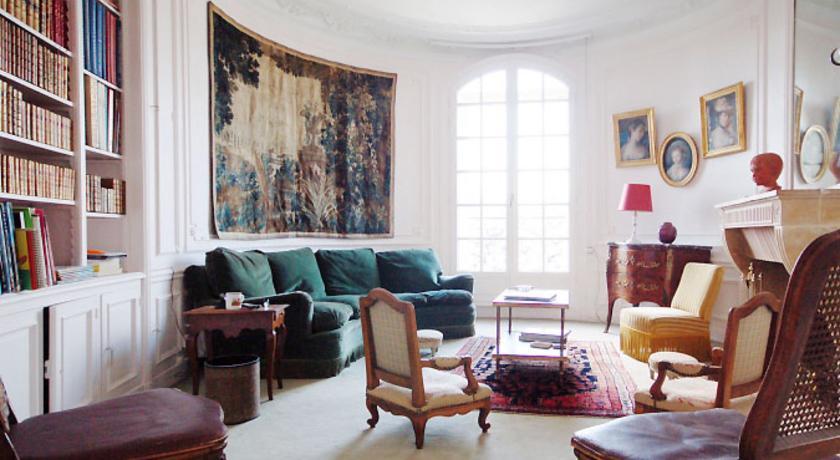 Apartment de Bachaumont - 5 adults-Apartment-de-Bachaumont-5-adults