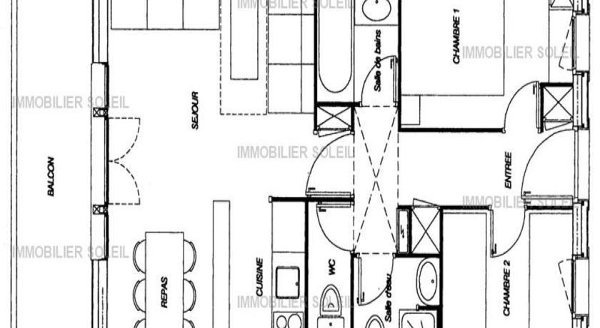 Rental Apartment Valériane - Valmorel I-Rental-Apartment-Valeriane-Valmorel-I