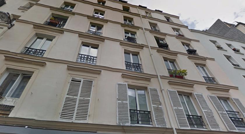 Casa dolce Casa a Montmartre-Casa-dolce-Casa-a-Montmartre