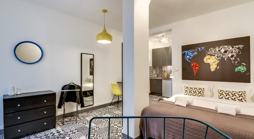 Sweet Inn Apartment- Rue Nicolo-Sweet-Inn-Apartment-Rue-Nicolo