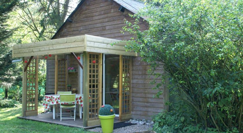 Holiday home Maison de vacances - LE PONCHEL-Holiday-home-Maison-de-vacances-LE-PONCHEL