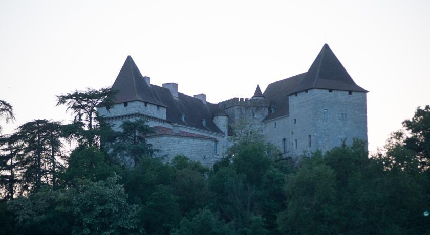 Château De Goudourville-Chateau-De-Goudourville