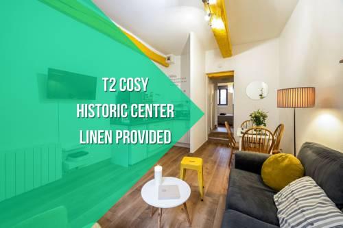 Appart Cosy Hyper Centre-Appart-Cosy-Hyper-Centre