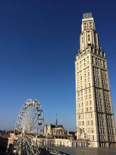 Le 360 TOUR PERRET Panoramique LUXE 19E étage-Le-360-TOUR-PERRET-19E