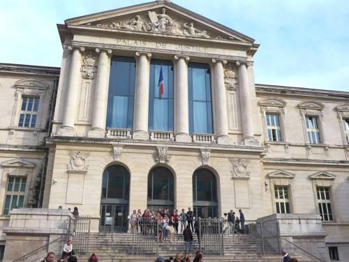 Apartment Palais de justice-Palais-de-justice