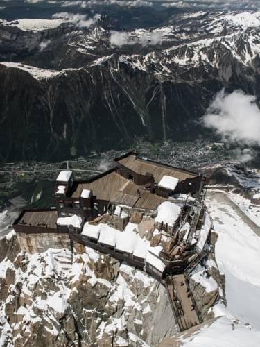 Aiguille du Midi-Aiguille-du-Midi
