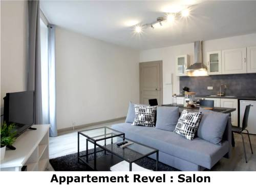 Appartement Revel-Appartement-Revel