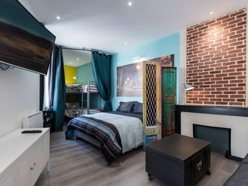 Appartement Gutenberg - Saint Etienne City Room-Appartement-Gutenberg-Saint-Etienne-City-Room
