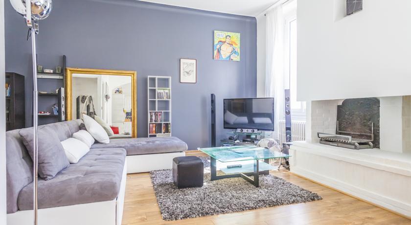 Quiet 3 bedrooms apartment in the center-Quiet-3-bedrooms-apartment-in-the-center