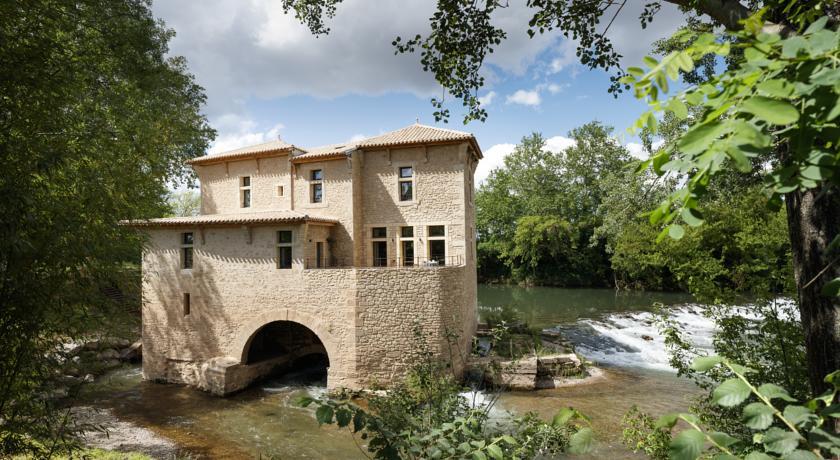 Le Moulin de Pézenas-Le-Moulin-de-Pezenas