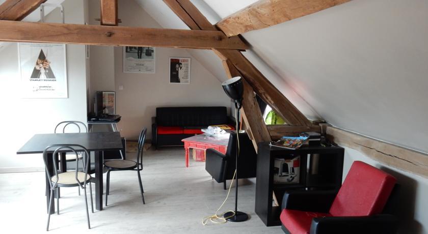 studio au calme proche de Chambord-studio-au-calme-proche-de-Chambord