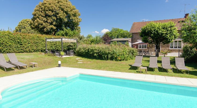 Holiday home Maison Le Puy Tramuzat-Holiday-home-Maison-Le-Puy-Tramuzat