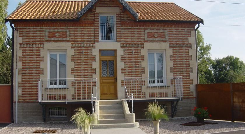 Maison De Vacances - Horville-En-Ornois-Maison-De-Vacances-Horville-En-Ornois