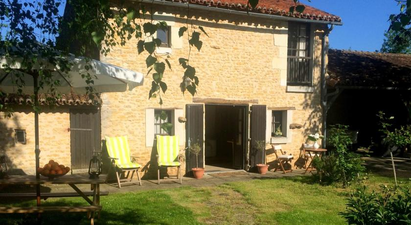 Holiday home La Bergerie-Holiday-home-La-Bergerie