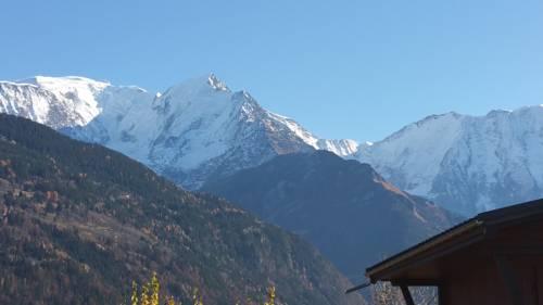 Studio avec vue sur le Mont Blanc-Studio-avec-vue-sur-le-Mont-Blanc