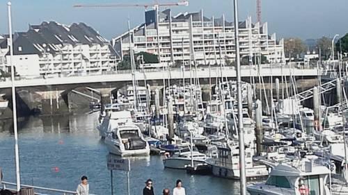 Vue Sur Le Port-Vue-Sur-Le-Port