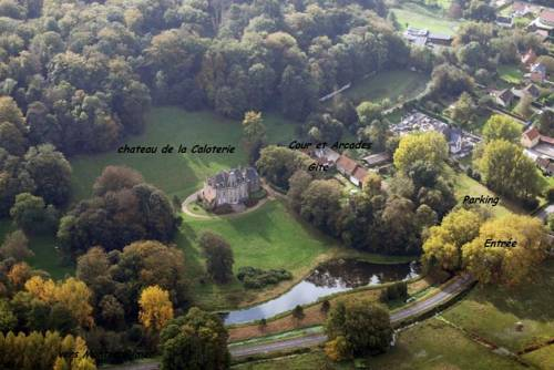 Gite Du Château De La Caloterie-Gite-Du-Chateau-De-La-Caloterie