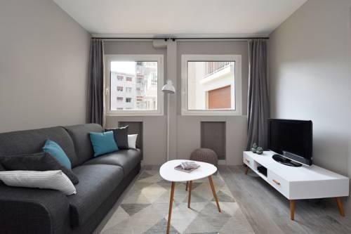 Parisian Home - Appartement - Motte Picquet Grenelle-Parisian-Home-Appartement-Motte-Picquet-Grenelle