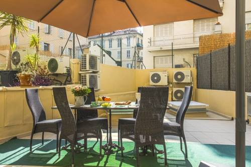 Splendid flat with terrace Next Place Massena-Splendid-flat-with-terrace-Next-Place-Massena