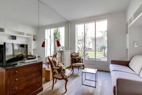 Studio at La Motte Picquet-Studio-at-La-Motte-Picquet