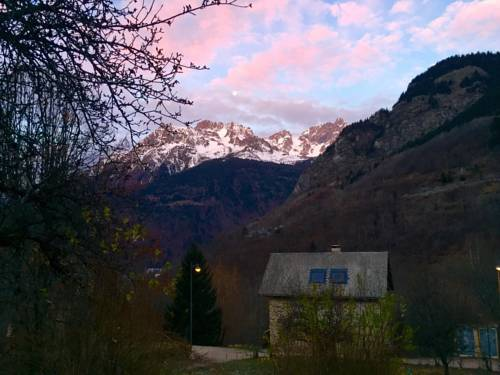 Chalet Hameau de l'Enversin-Chalet-Hameau-de-l-Enversin