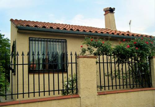 Holiday home Rue du Riberal-Holiday-home-Rue-du-Riberal