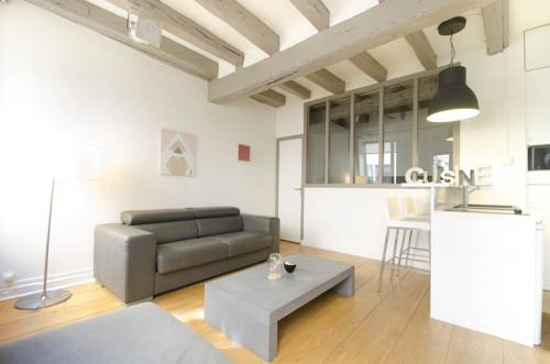 Dreamyflat - Loft in the Marais-Dreamyflat-Loft-in-the-Marais