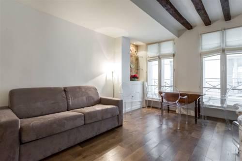 Charming 2 Rooms - Mouffetard / Panthéon-Charming-2-Rooms-Mouffetard-Pantheon