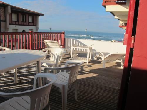 Appartement bord de mer - Hossegor-Appartement-Vue-sur-mer