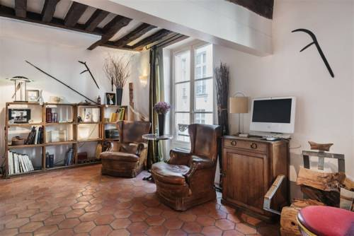 Modern and stylish flat - Le Marais-Modern-and-stylish-flat-Le-Marais