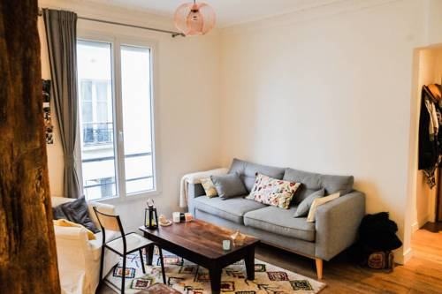 Apartment close to Place de Clichy-Apartment-close-to-Place-de-Clichy