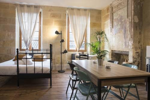 Appartement La Caussade de Bordeaux-Appartement-La-Caussade-de-Bordeaux