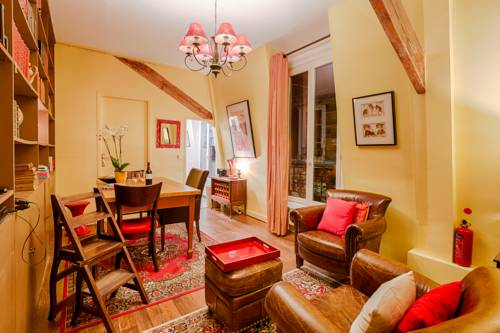 Latin Quarter Apartment-Latin-Quarter-Apartment