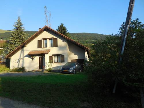 Chalet in Saint-Jean-de-Vaulx with Mountain View-Les-Prats