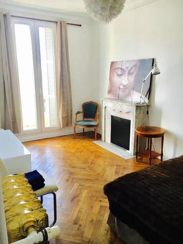 Appartment Le Charme du Bourgeois-Appartment-Le-Charme-du-Bourgeois