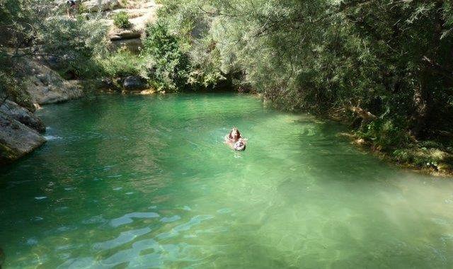 Gite Pyrenes-Un-des-points-baignade-sauvage