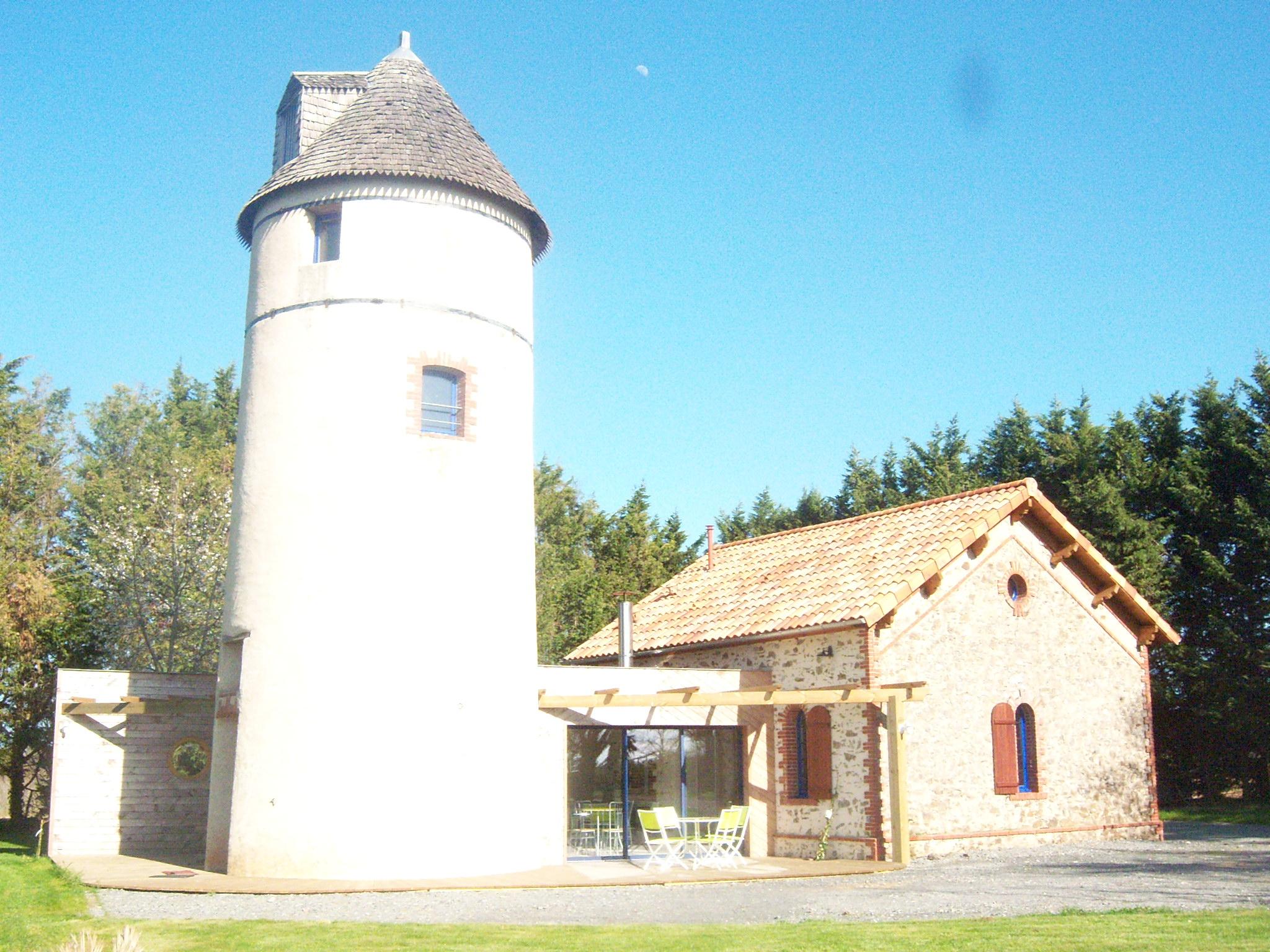GiTE LE MOULIN DE LA MARCHEBOIRE-Moulin-de-la-Marcheboire