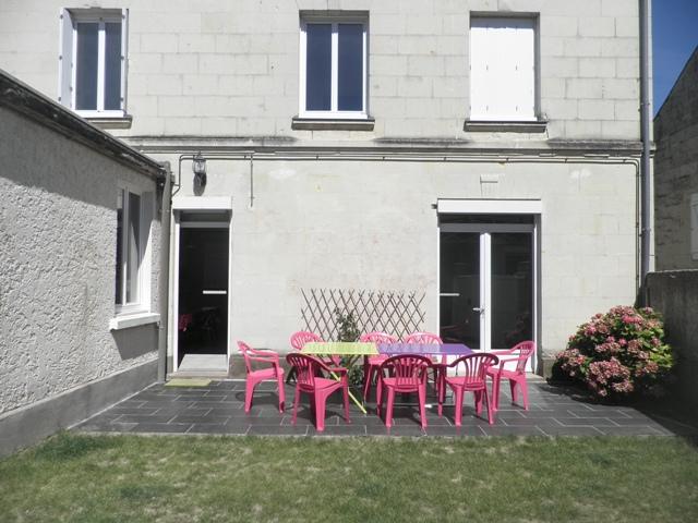 GÎTE LA MAISON SAUMUROISE-La-Maison-Saumuroise