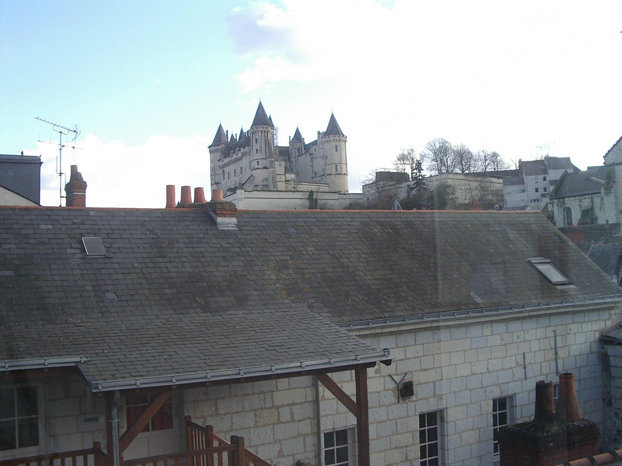 GÎTE VALÉRIE CASTRO-Chateau-vu-du-Salon