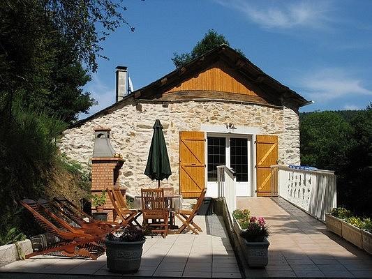 Gîte rural le Moulin du Barthas-Gite-La-Fenial