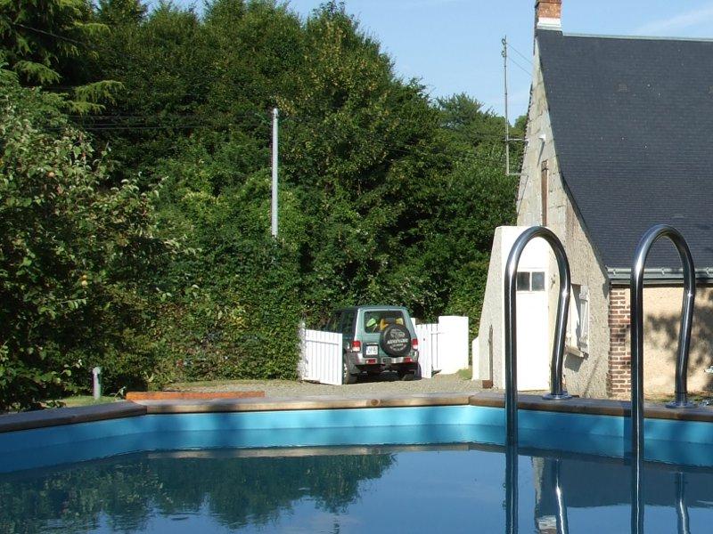 GITE LE CLOS DES CERISES-Gite-5-etoiles-avec-piscine-ideal-pour-2-personnes